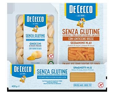 Gluten-free range
