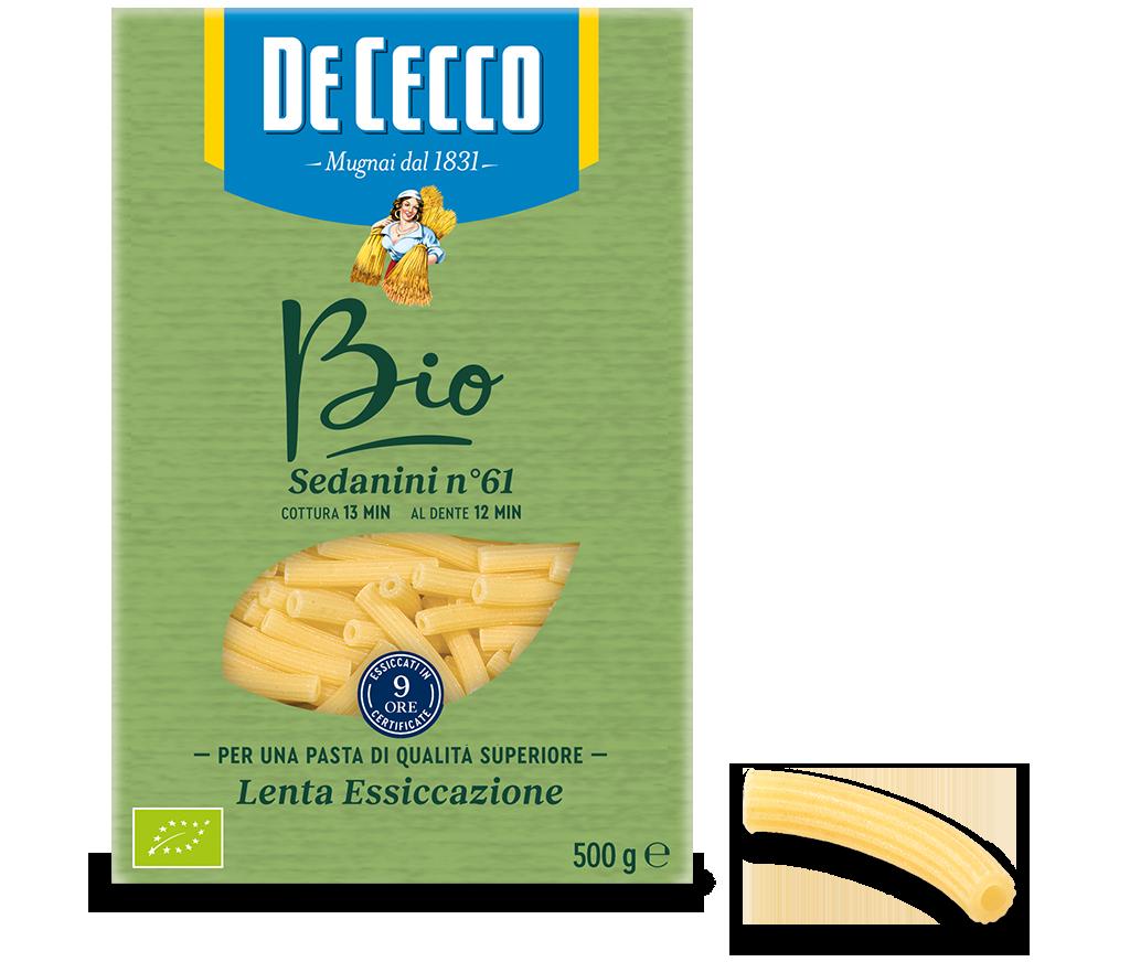 Sedanini  n° 61 Biologici