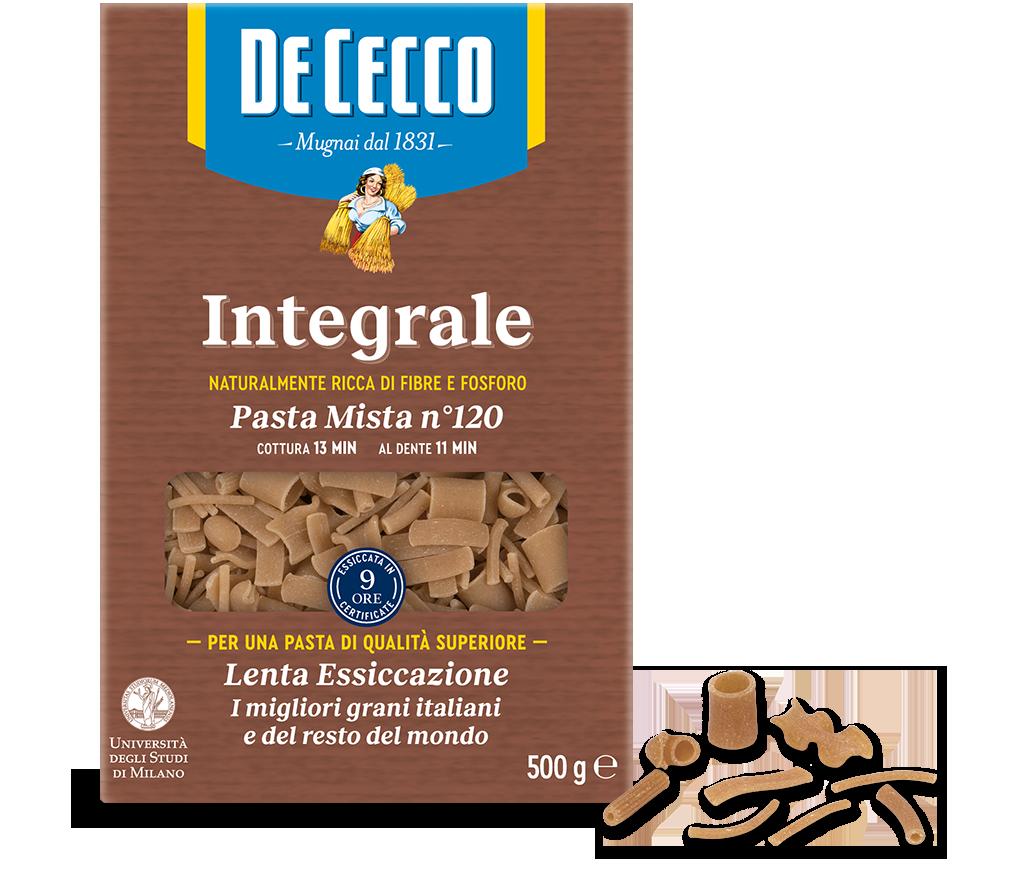 Pasta Mista n° 120 Integrale