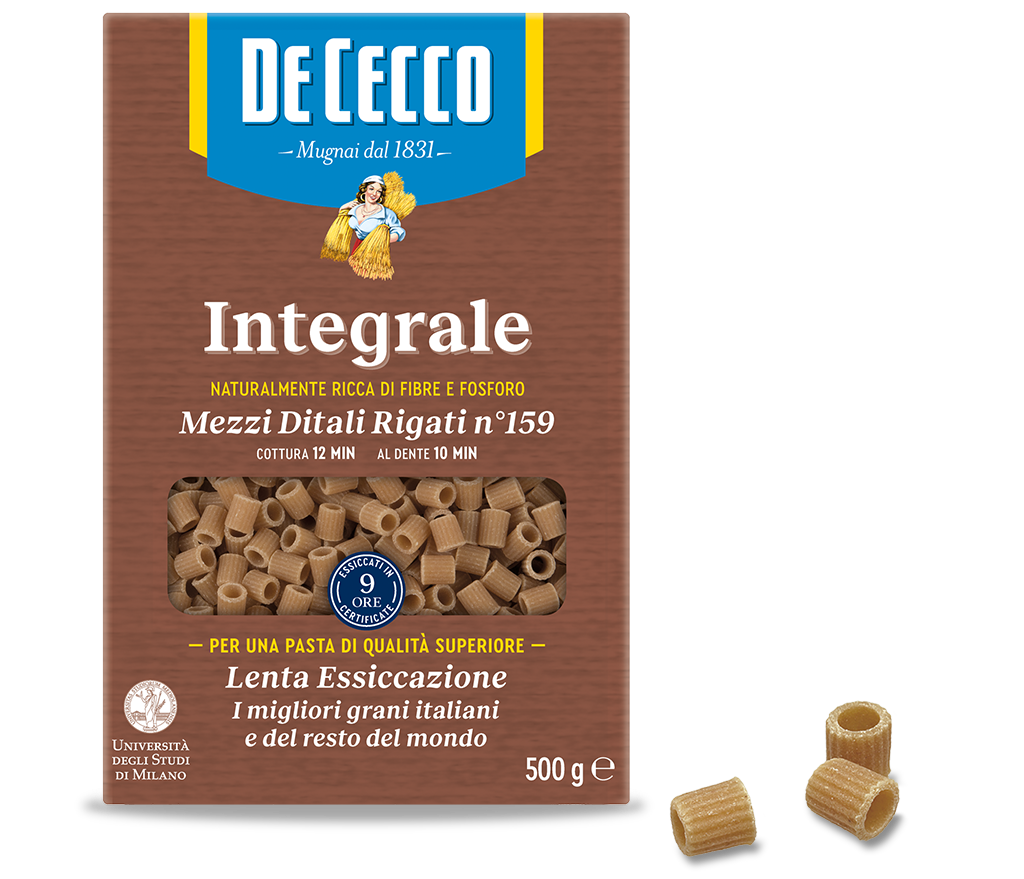 Mezzi Ditali Rigati n° 159 Integrali