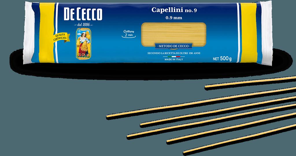 Capellini n° 9