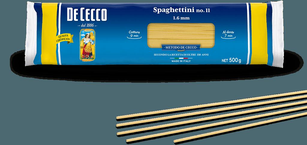 Spaghettini n° 11