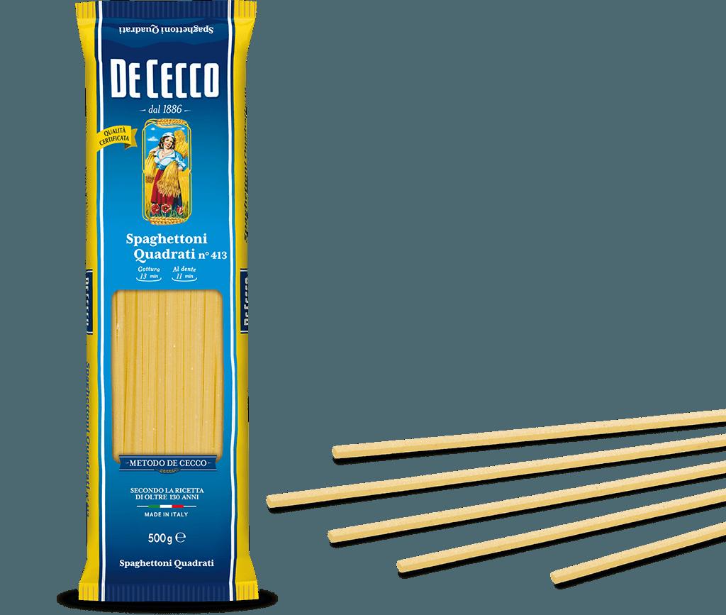 Spaghettoni Quadrati n° 413