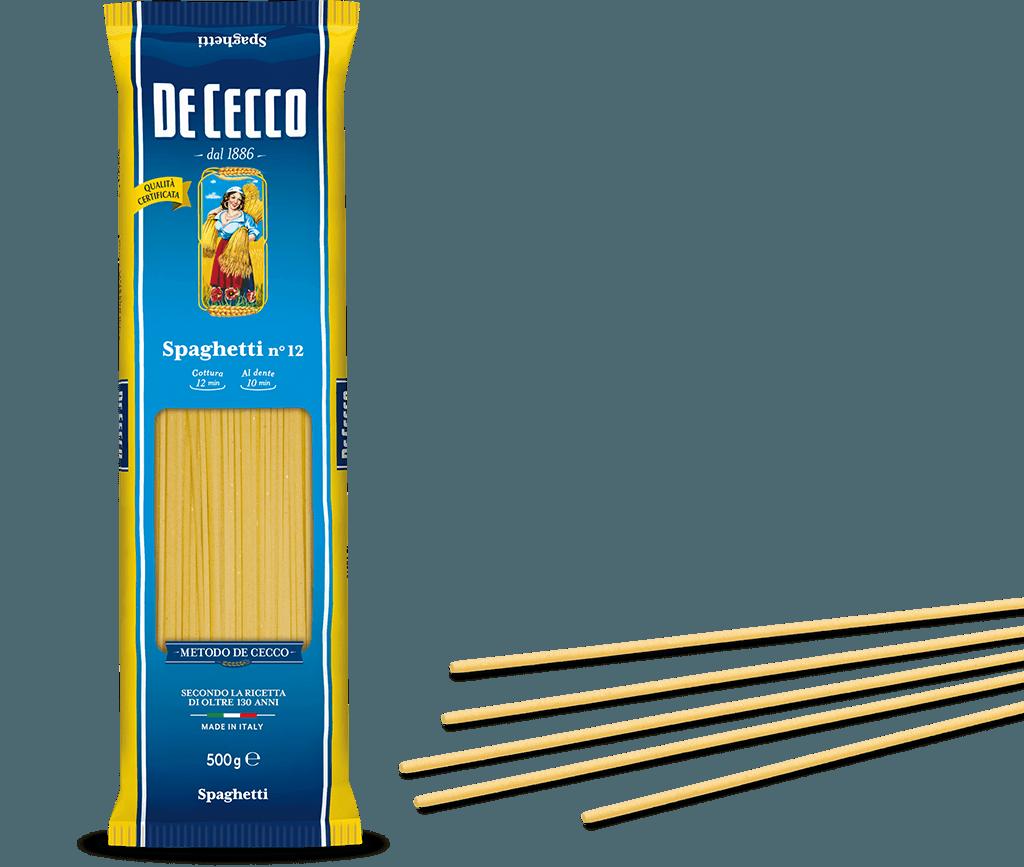 Spaghetti n° 12