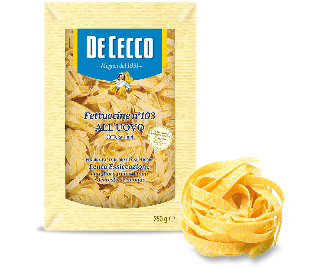 Fettuccine n°103 all'uovo
