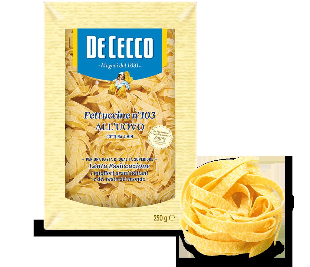 Fettuccine n°103 all'uovo