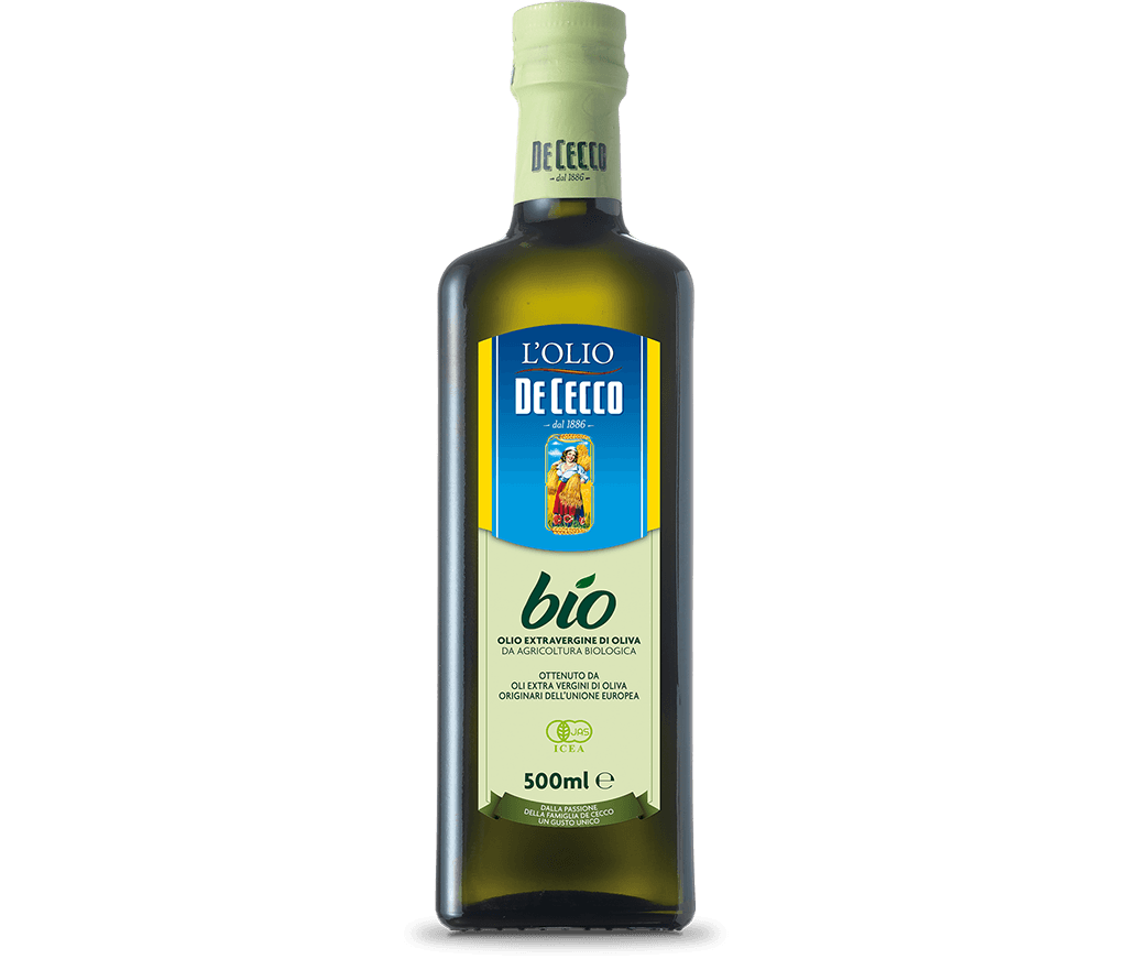 Olio extra vergine di Oliva da Agricoltura Biologica - 500 ml