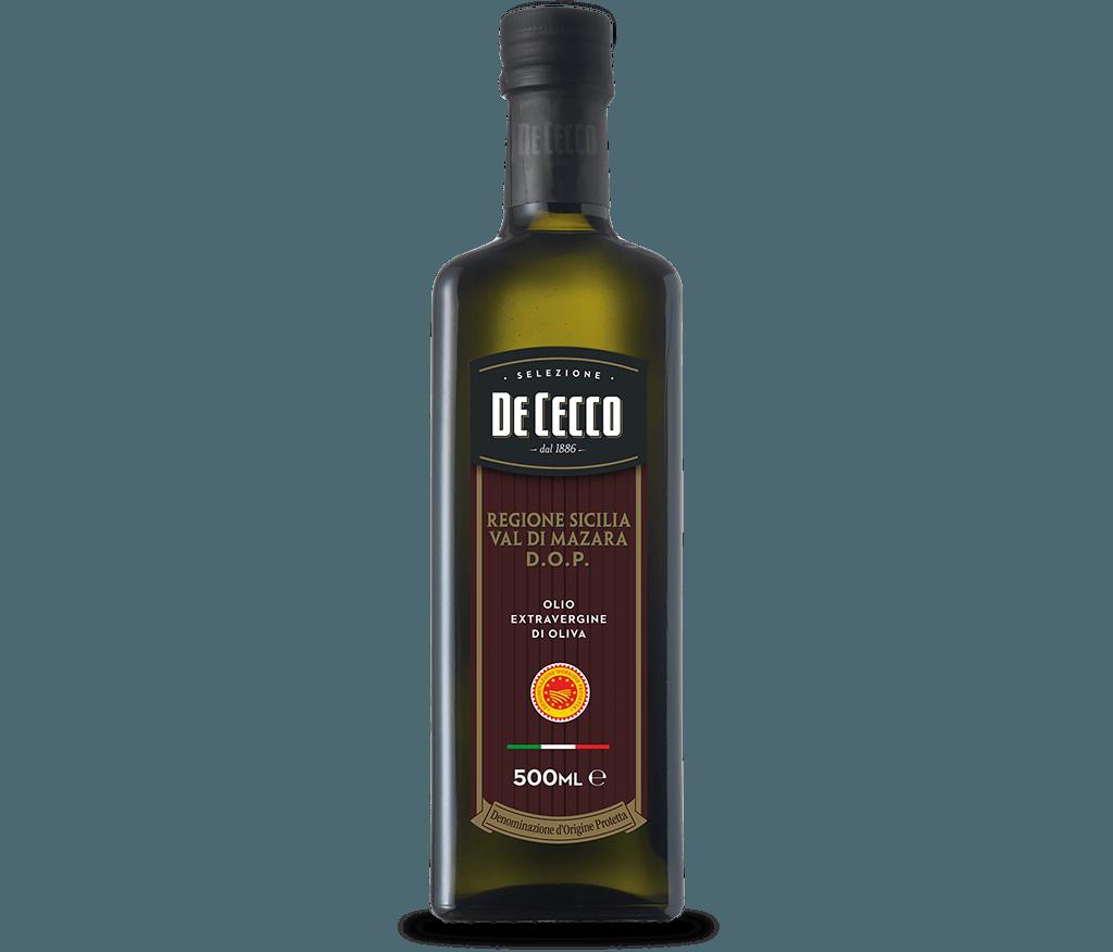 D.O.P. Regione Sicilia Val Di Mazara  - Olio extra vergine di Oliva - 500ml