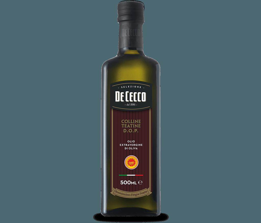 D.O.P. Colline Teatine - Olio extra vergine di Oliva - 500 ml