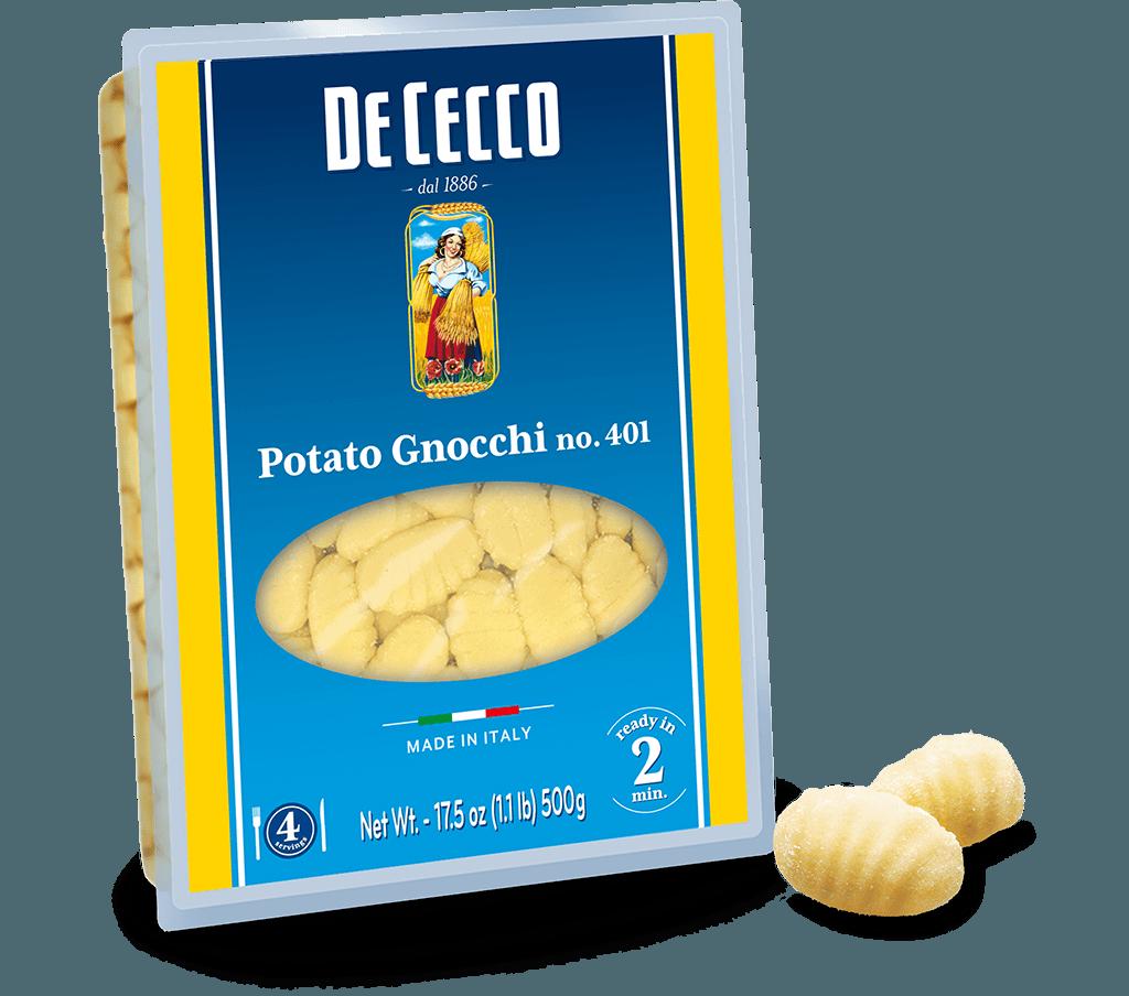 Potato Gnocchi no. 401