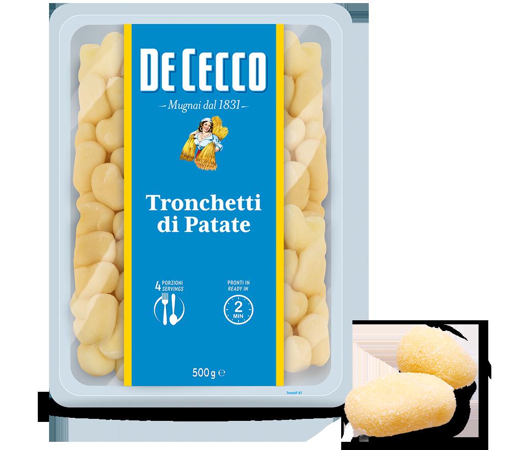 Tronchetti di Patate