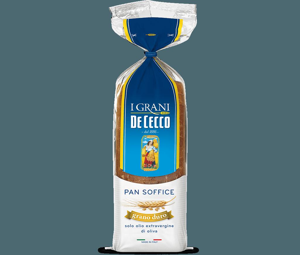 Pan Soffice  di grano duro