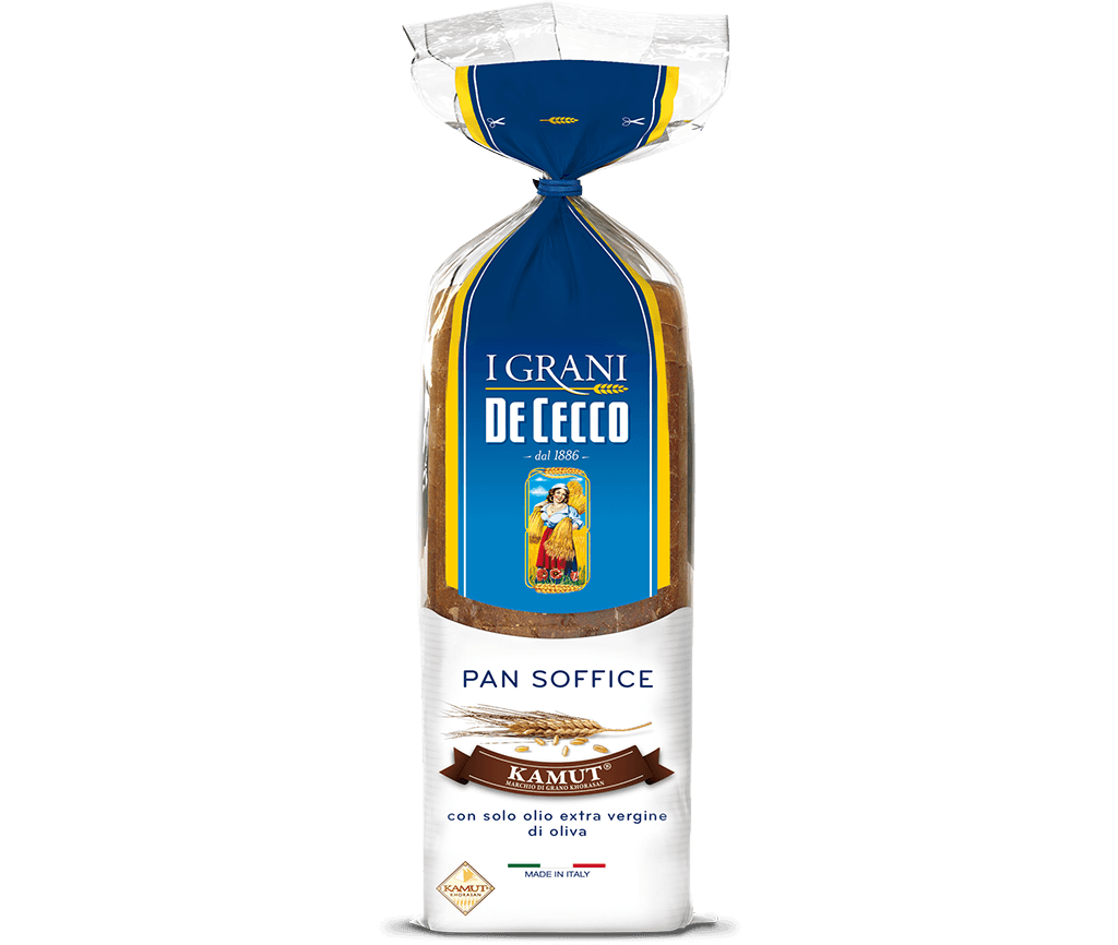 Pan Soffice con grano KAMUT®