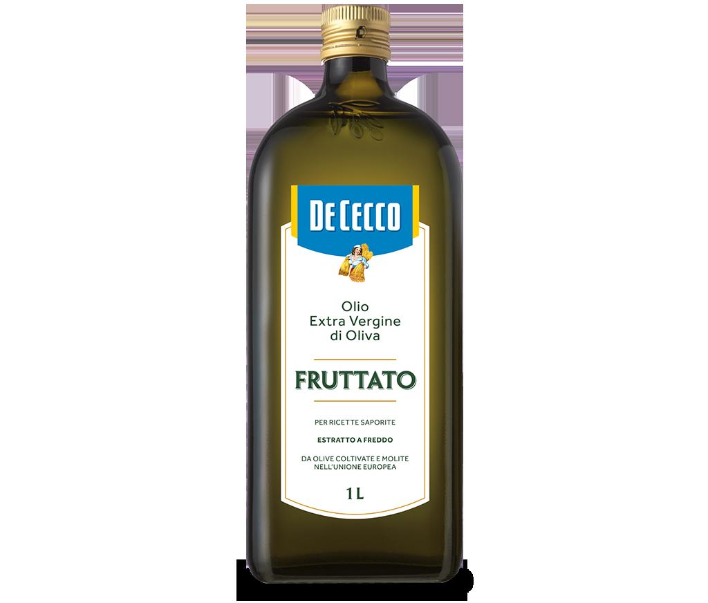 Fruttato<br>Olio extra vergine di Oliva