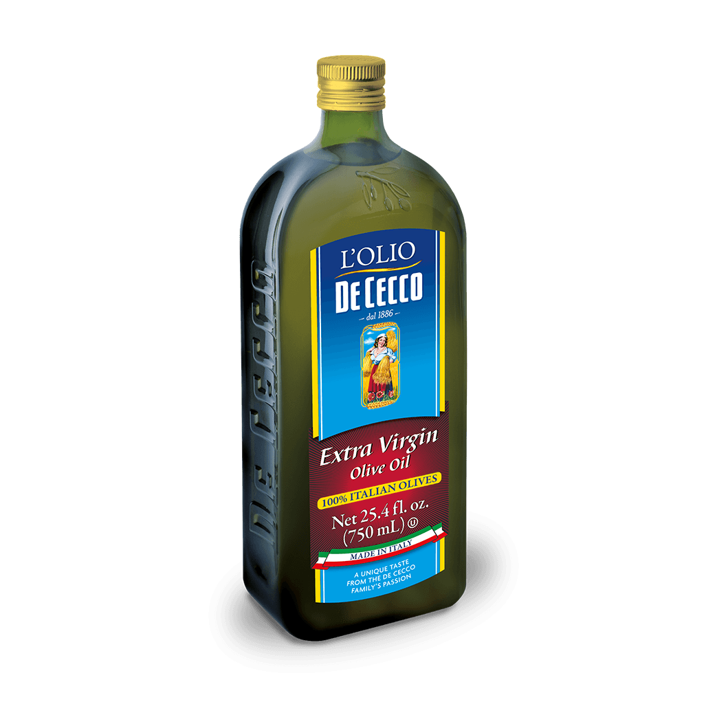 100% italian Extra Virgin Olive Oil 25.4 oz (750 ml)