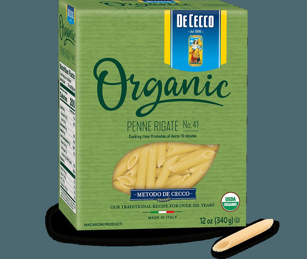 Penne Rigate no. 41 100% Organic