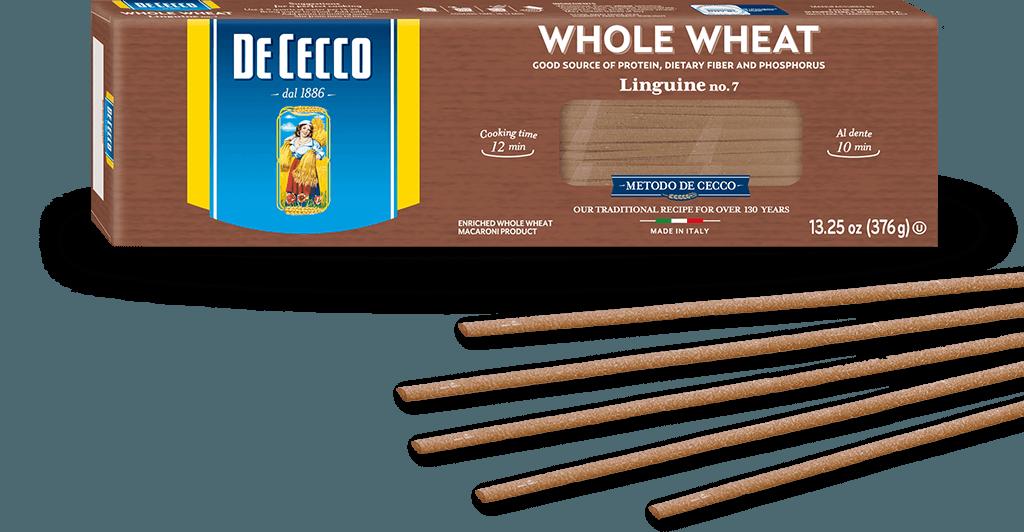 Linguine no. 7 100% Whole Wheat