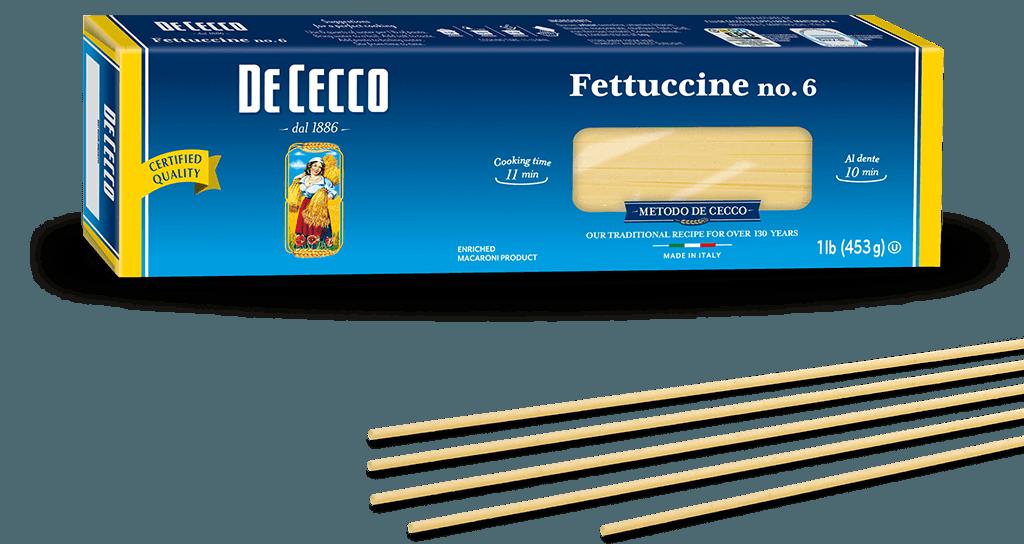 Fettuccine no. 6