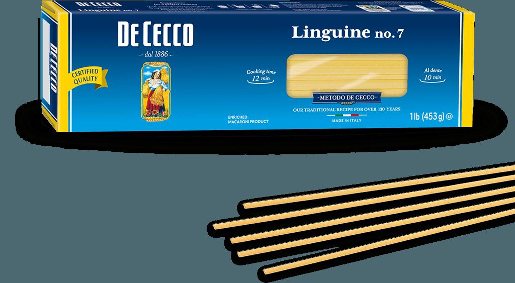 Linguine no. 7