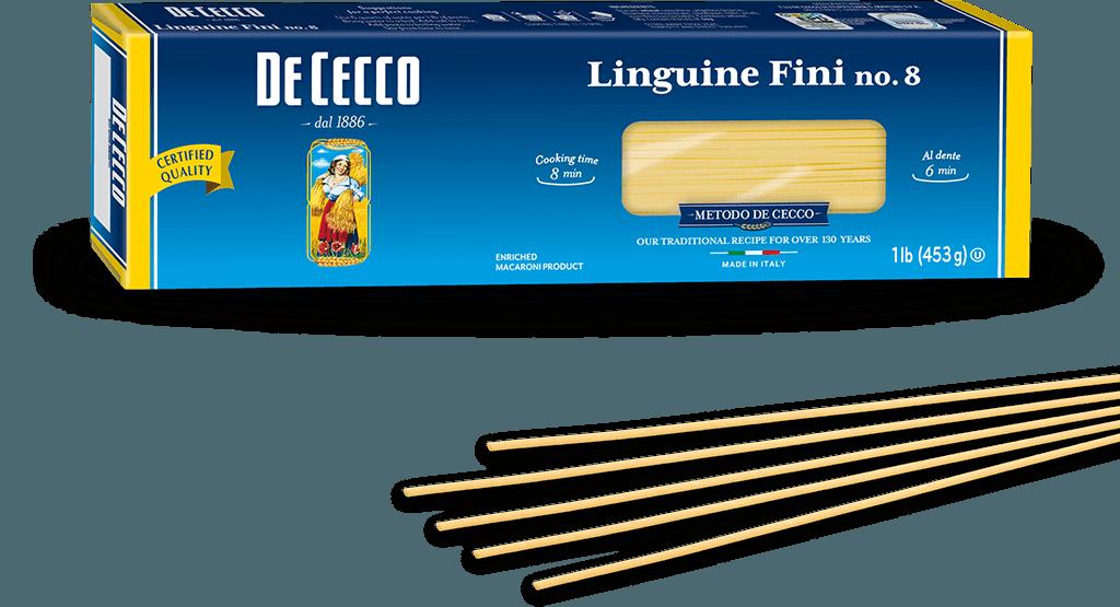 Linguine Fini no. 8