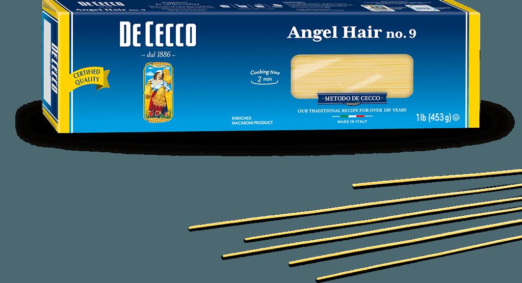 Angel Hair no. 9