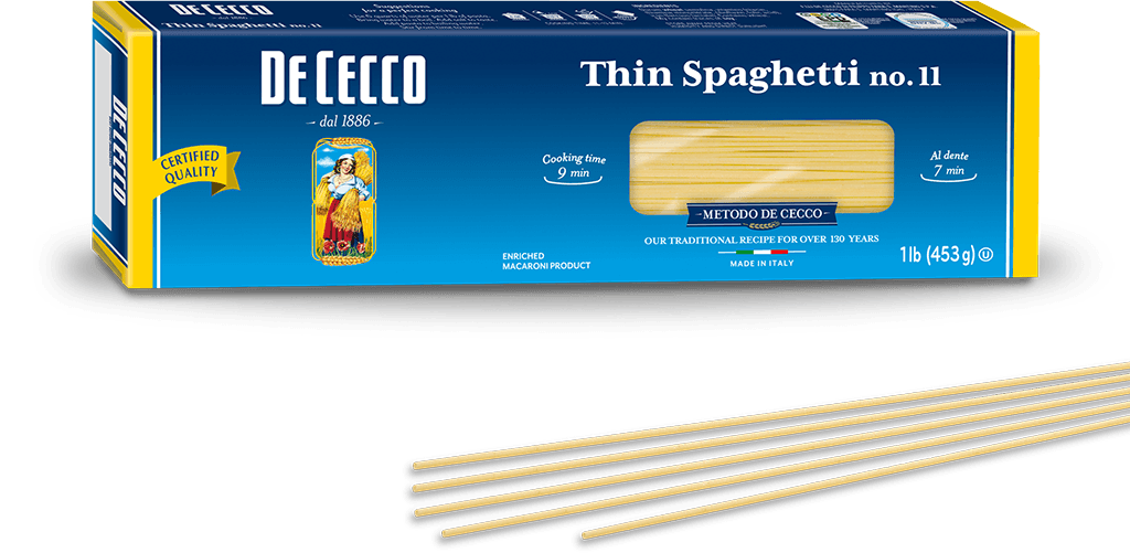 Thin Spaghetti no. 11
