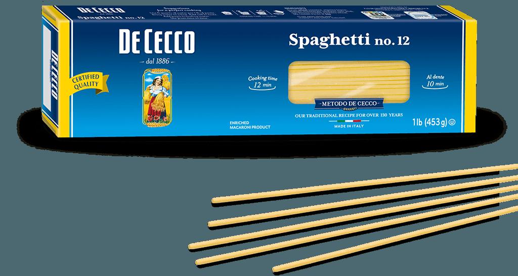 Spaghetti no. 12