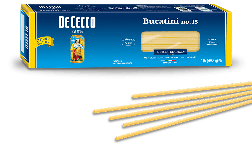 Bucatini no. 15