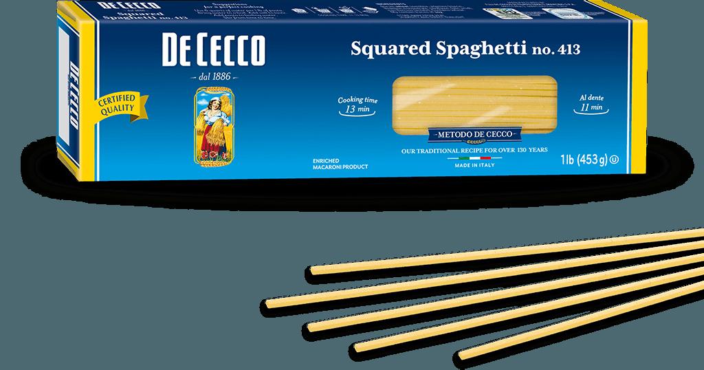 Squared Spaghetti no. 413