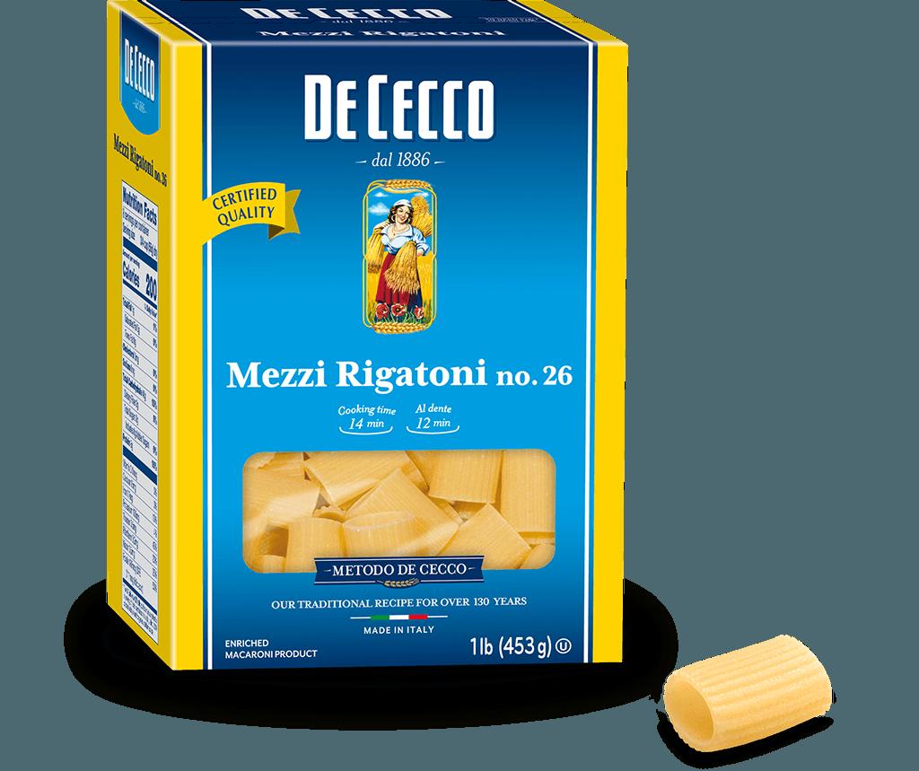 Mezzi Rigatoni no. 26