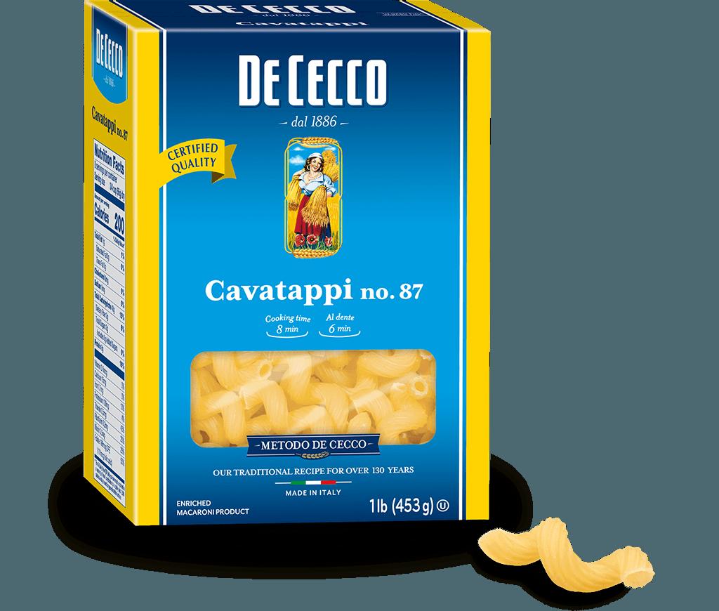 Cavatappi no. 87