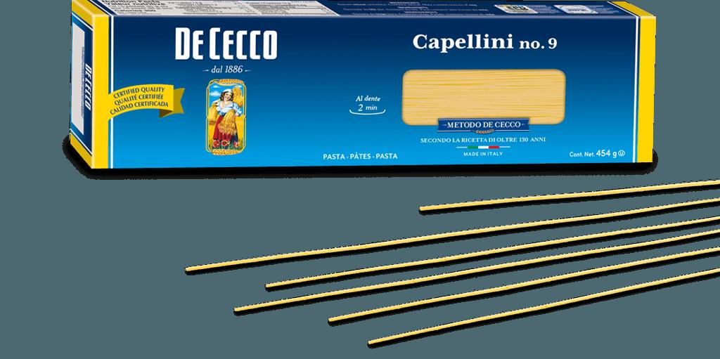Capellini no. 9