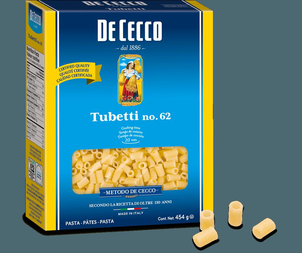 Tubetti no. 62