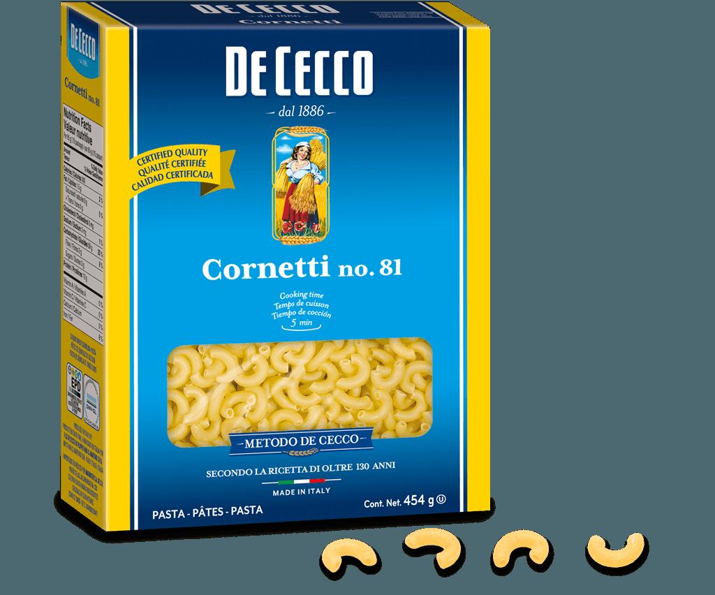 Cornetti no. 81