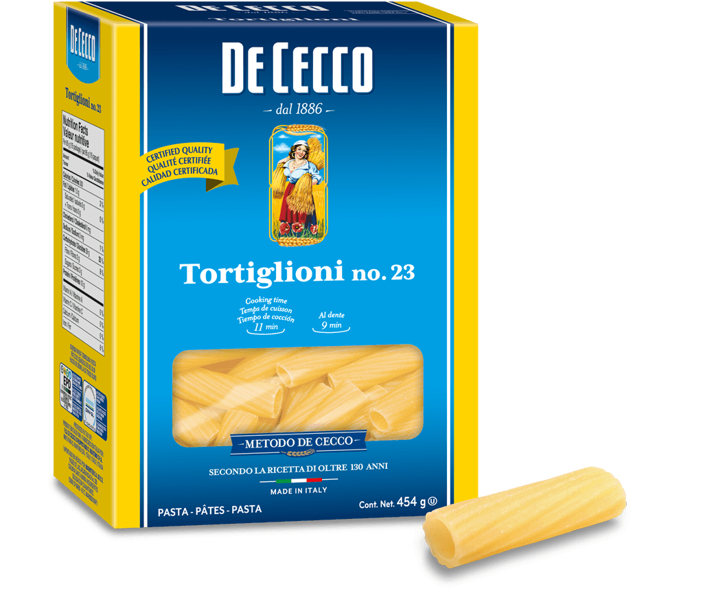 Tortiglioni no. 23