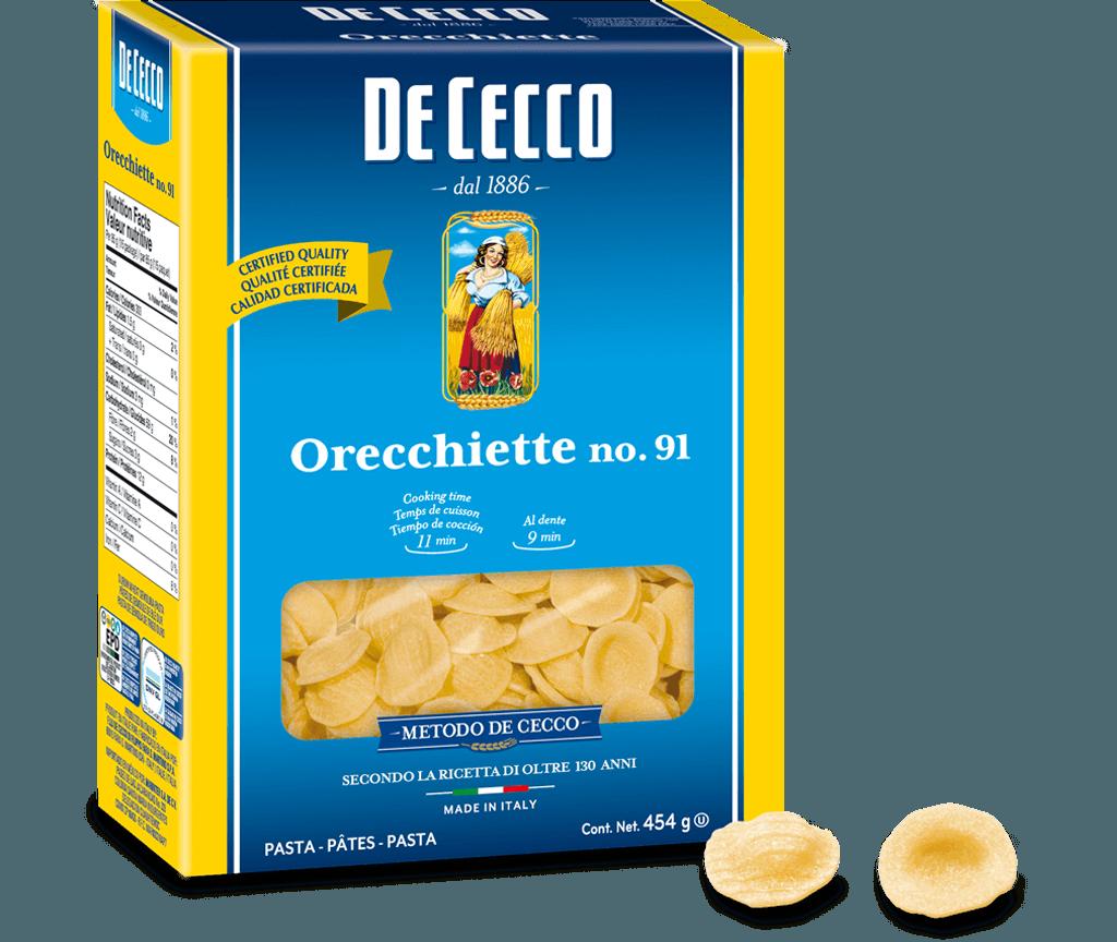 Orecchiette no. 91