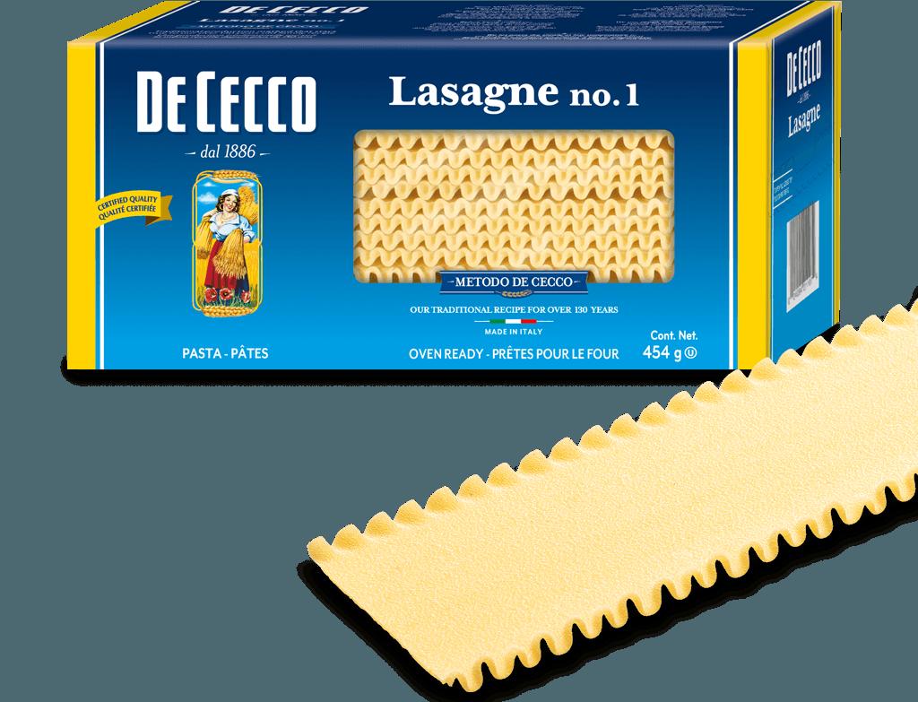 Lasagne no. 1