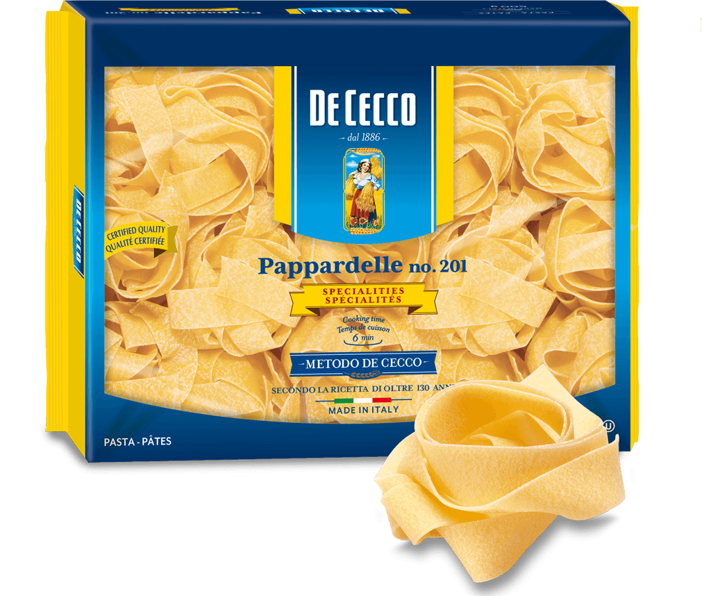 Pappardelle no. 201