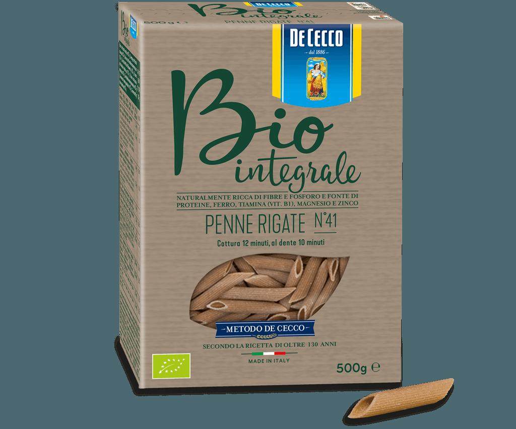 Penne Rigate n° 41 Bio Integrale
