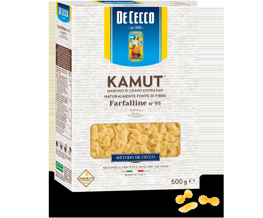 Farfalline n° 95 KAMUT® marchio di grano khorasan