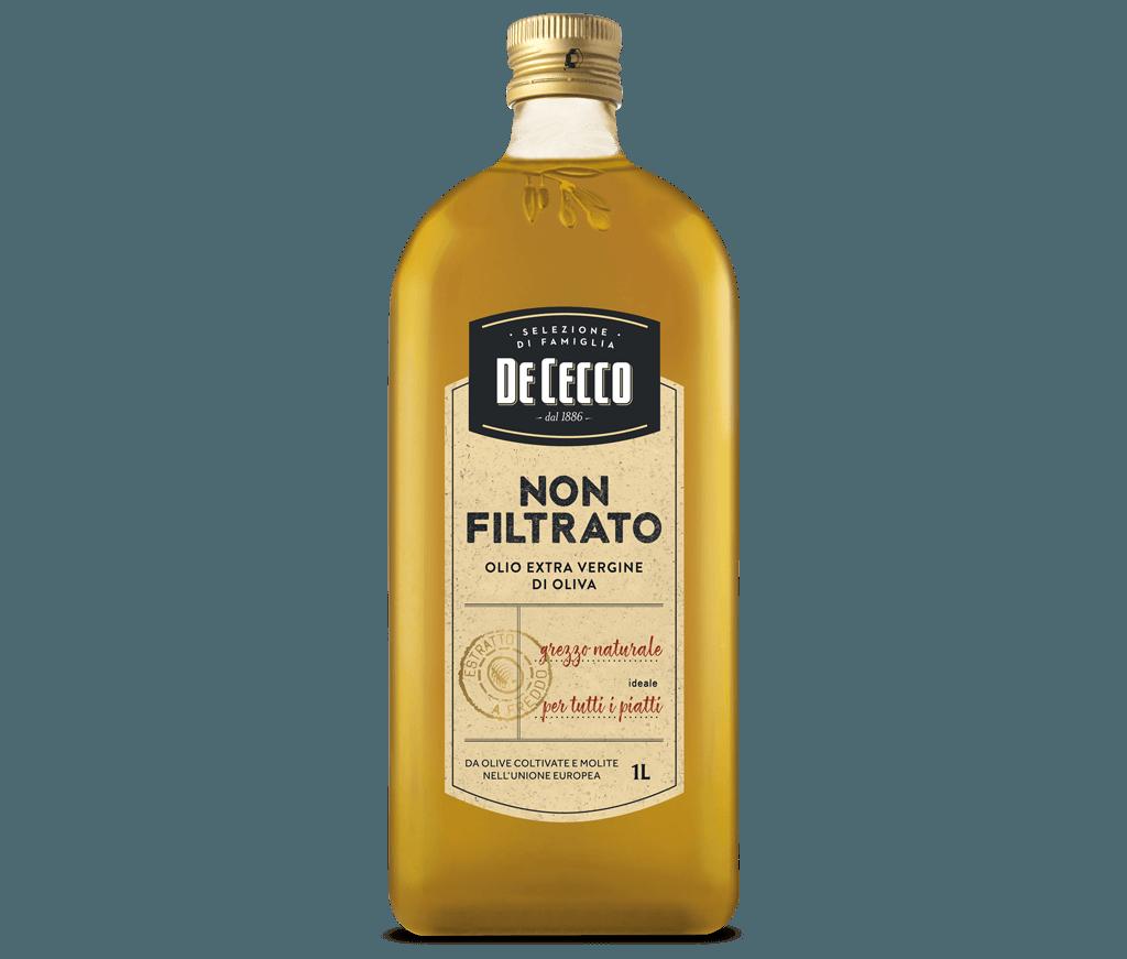 Non Filtrato<br>Olio extra vergine di Oliva