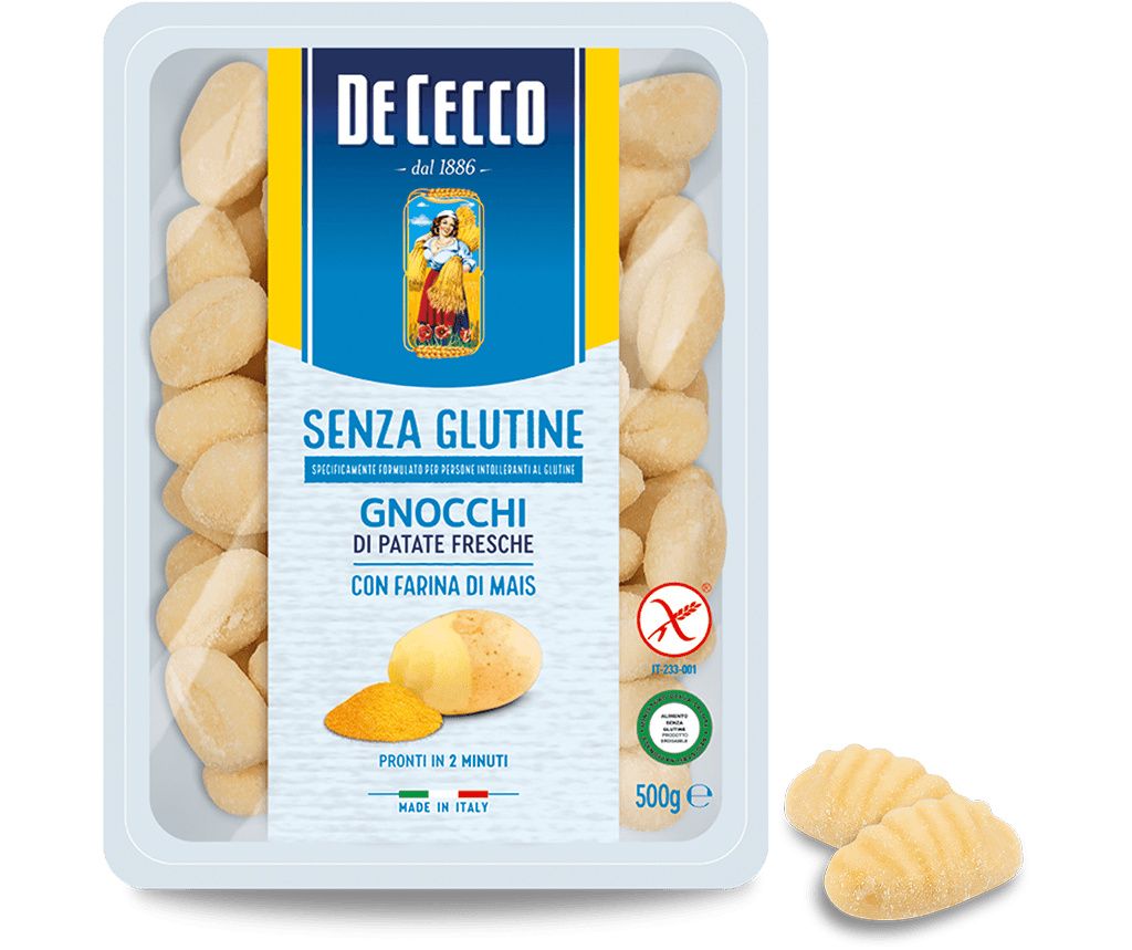 Gluten-free Potato Gnocchi