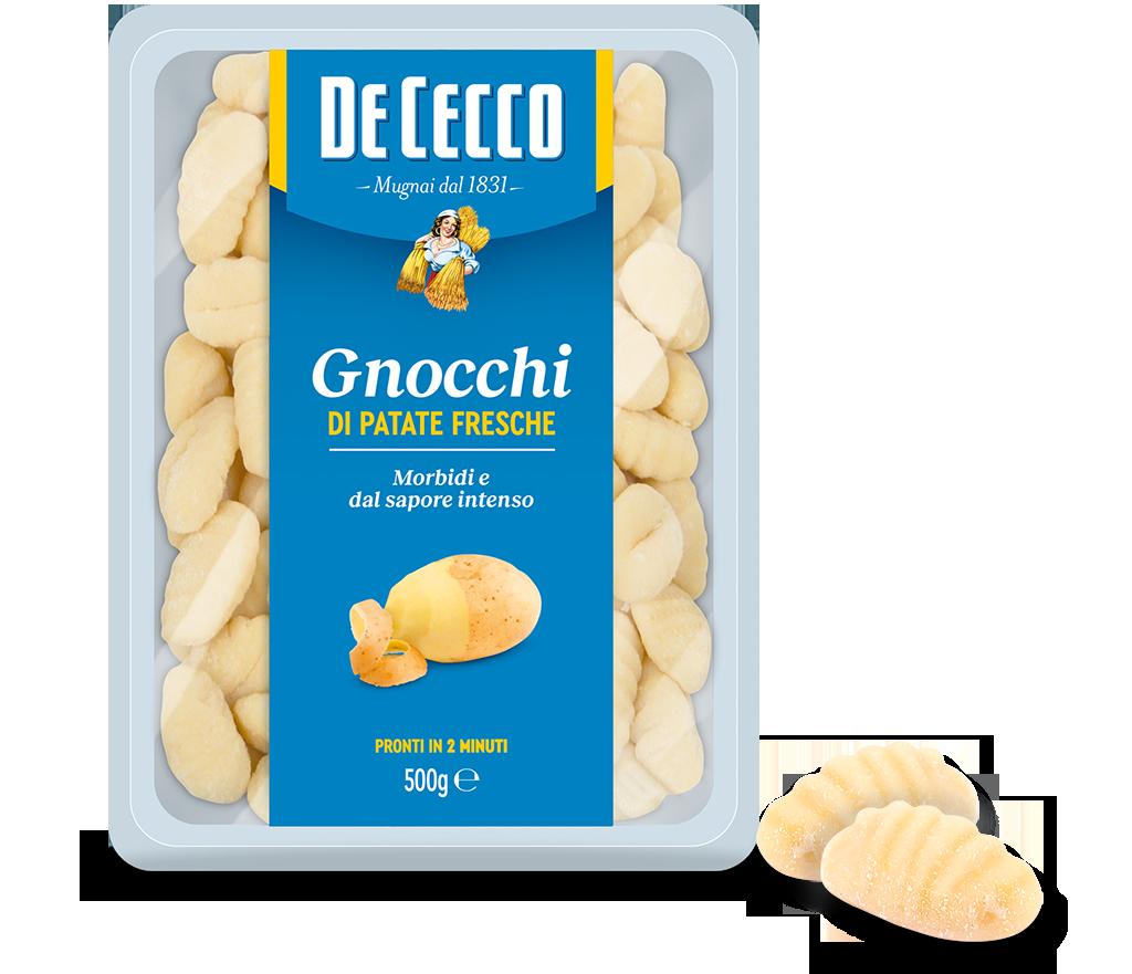 Fresh Potato Gnocchi