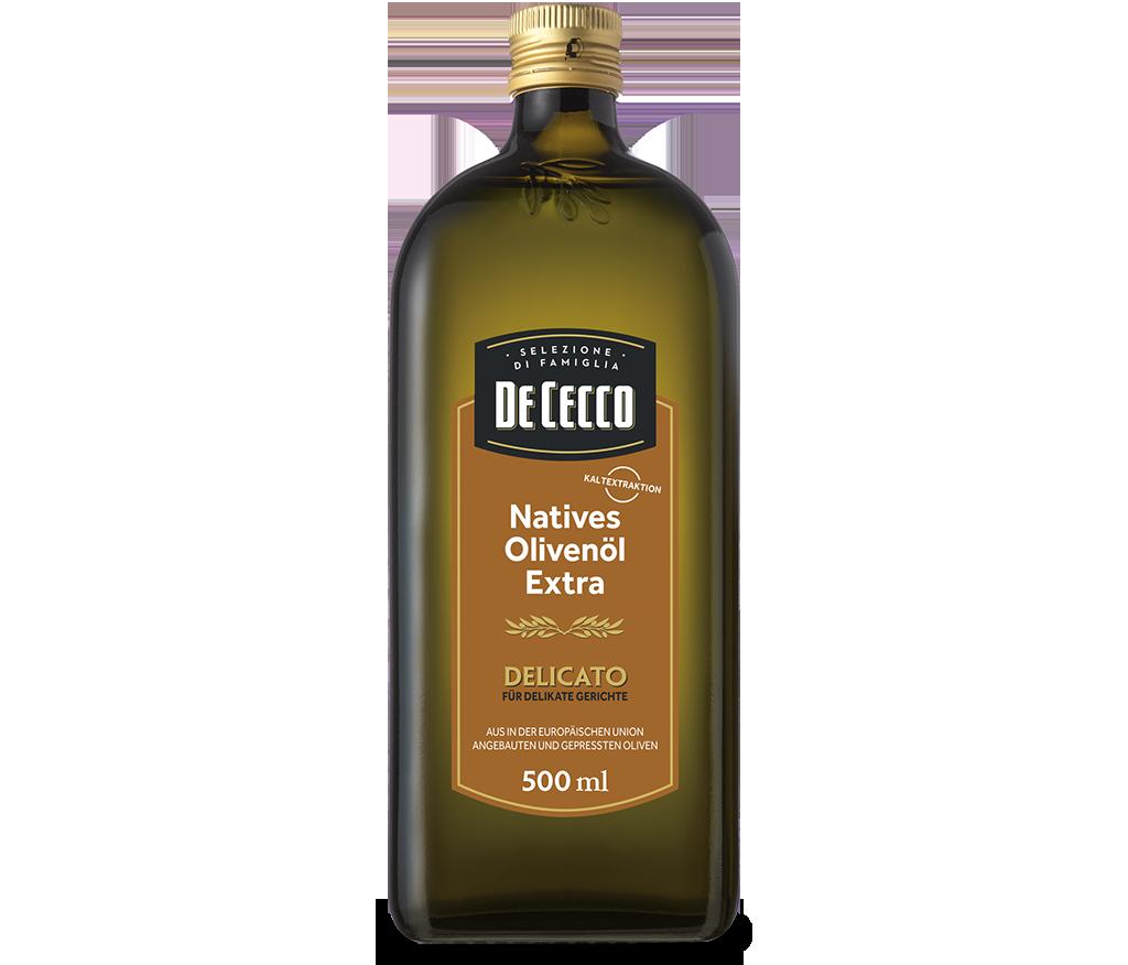 Delicato<br>Olio extra vergine di Oliva